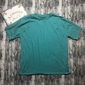 Pacsun Boxy Fit Tee